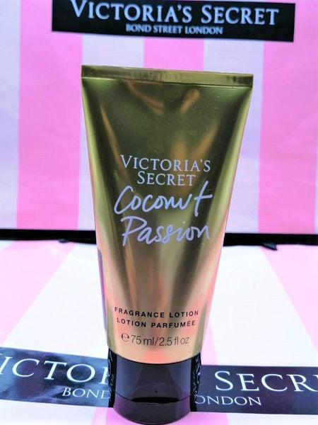 Victoria's Secret Coconut Passion Fragrance Body Lotion - 75ml - zapple.pk