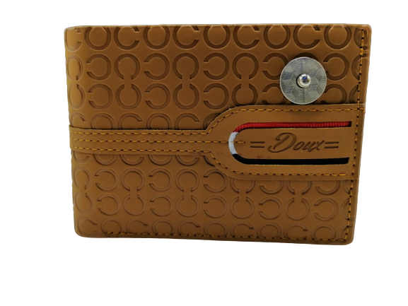 Doux Leather Wallet For Men - zapple.pk