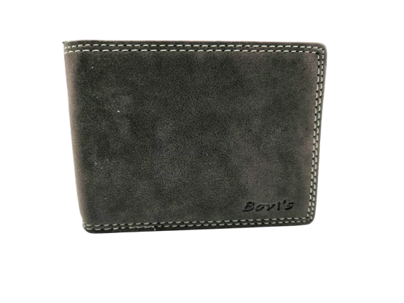 Bovis Leather Wallet For Men - zapple.pk