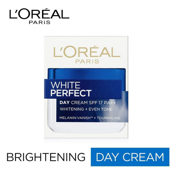 L'ORÉAL Paris White Perfect Day Cream 50ml - zapple.pk