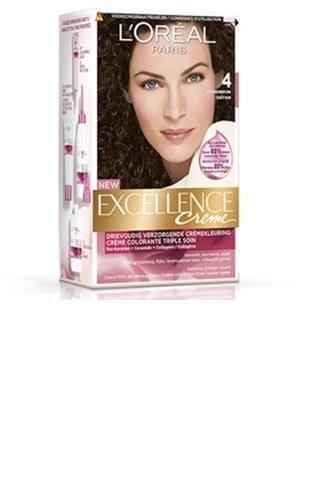 L'ORÉAL Paris Excellence Creme 4 Brown Chatain - zapple.pk