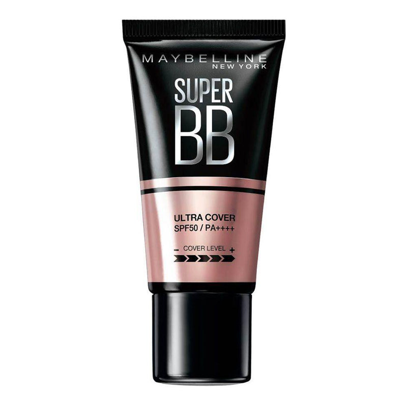 Maybelline BB Super 02 Natural- 30ml ( ENG MTS ) - zapple.pk