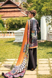 Black Treasure Premium Lawn Collection ( Baroque ) - zapple.pk