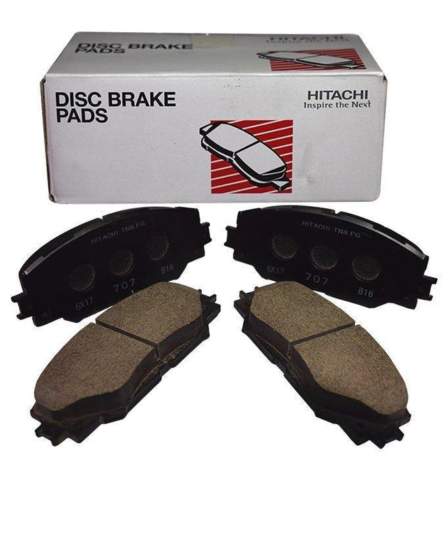 Nissan March/Cube 2006+ Disc Brake Pads Front Set - zapple.pk