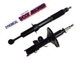 Mitsubishi Pajero Intercooler 1993 Shock Absorbers Set - Rear 2 pcs - zapple.pk