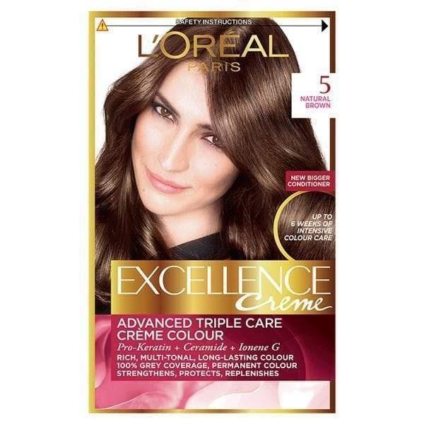 L'ORÉAL Paris Excellence Creme 5 Light Brown - zapple.pk