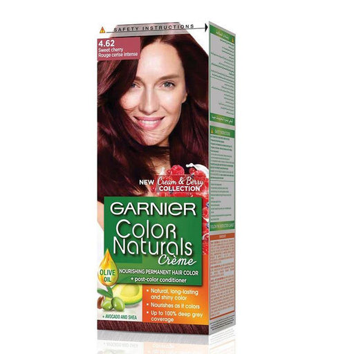 Garnier Color Naturals 4.62 Sweet Cherry - zapple.pk