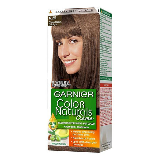 Garnier Color Naturals 6.25 Chestnut Brown - zapple.pk