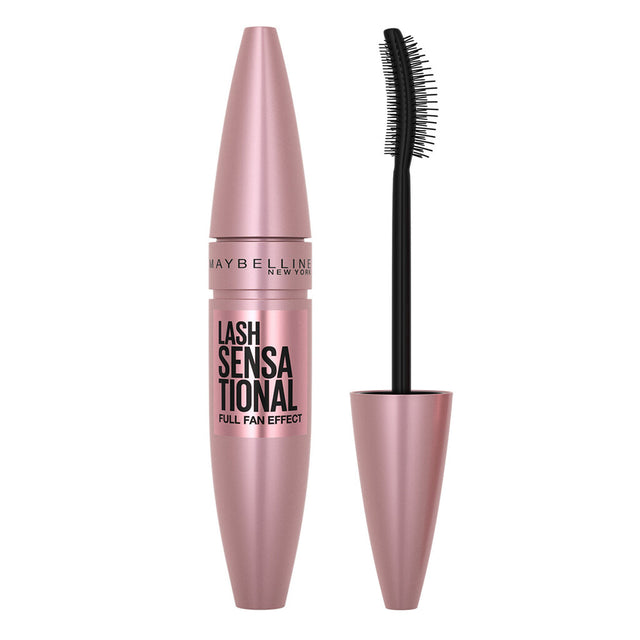 Maybelline Lash Sensational Black Mascara - zapple.pk