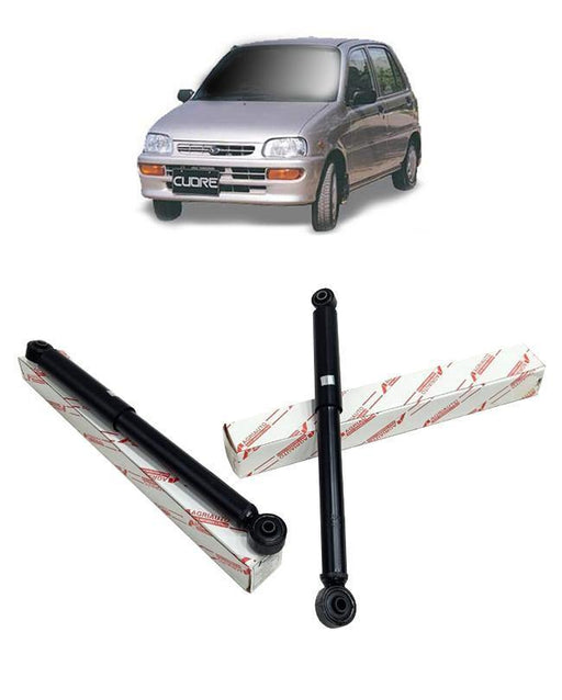Daihatsu Cuore Shock Absorbers Set - Rear 2 pcs - zapple.pk