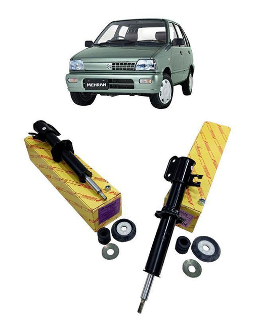 Suzuki Mehran Shock Absorbers Set - Front 2 pcs - zapple.pk