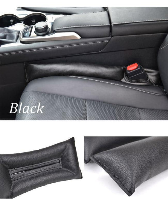 PU Leather Car Seat Gap Leakage Filler Soft Pad