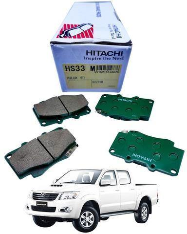 Hitachi MVP Disc Brake Pads Front Set Vigo Champ - zapple.pk