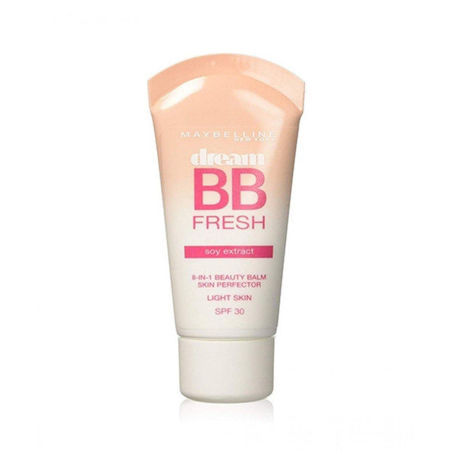 Maybelline Dream Fresh BB Cream Light Skin - zapple.pk