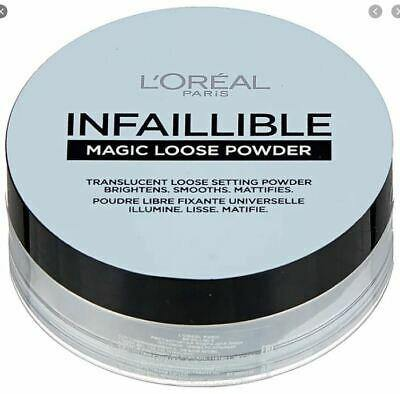 L'ORÉAL Paris Infallible Magic Loose Powder - 6g - zapple.pk