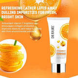 Dr.Rashel Vitamin C Brightening & Anti Aging Facial Cleanser - zapple.pk