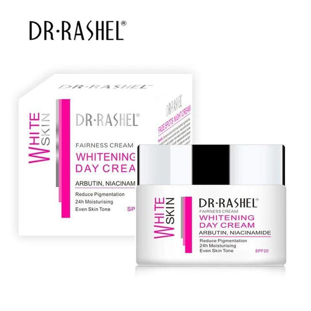 Dr.Rashel White Skin Fairness Whitening Day Cream - zapple.pk