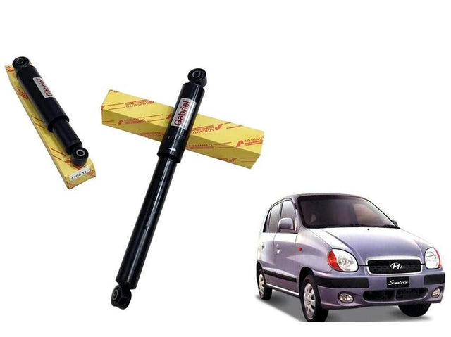 Shock Absorber Rear For Hyundai Santro 2003-2014 - zapple.pk