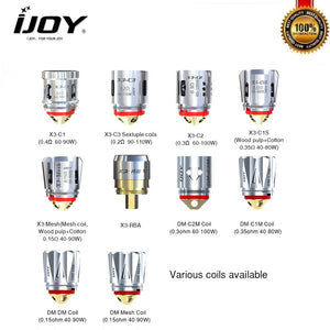 iJoy ZENITH 3 Variable Voltage Kit