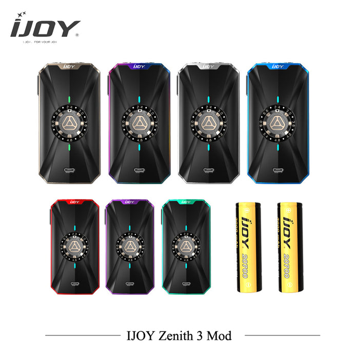 iJoy ZENITH 3 Variable Voltage Mod