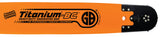 "¾"" GB® Titanium® Harvester Bar CTT44-122BC"