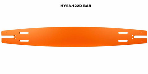 "¾"" GB® Titanium® Double Ender Bar HY58-122D"