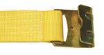 2' X 27' Winch Strap With A Flat Hook