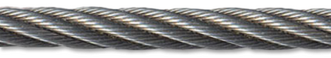 "9/16"" General Purpose Wire Rope"