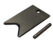 Upper Blade W/Pin For #1 & #1A