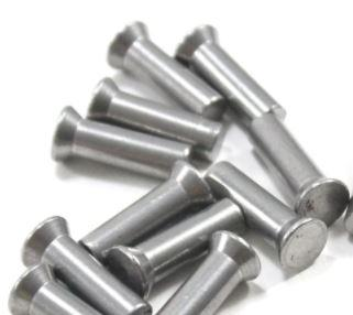 GB .404 Bar nose rivets - 10 pack