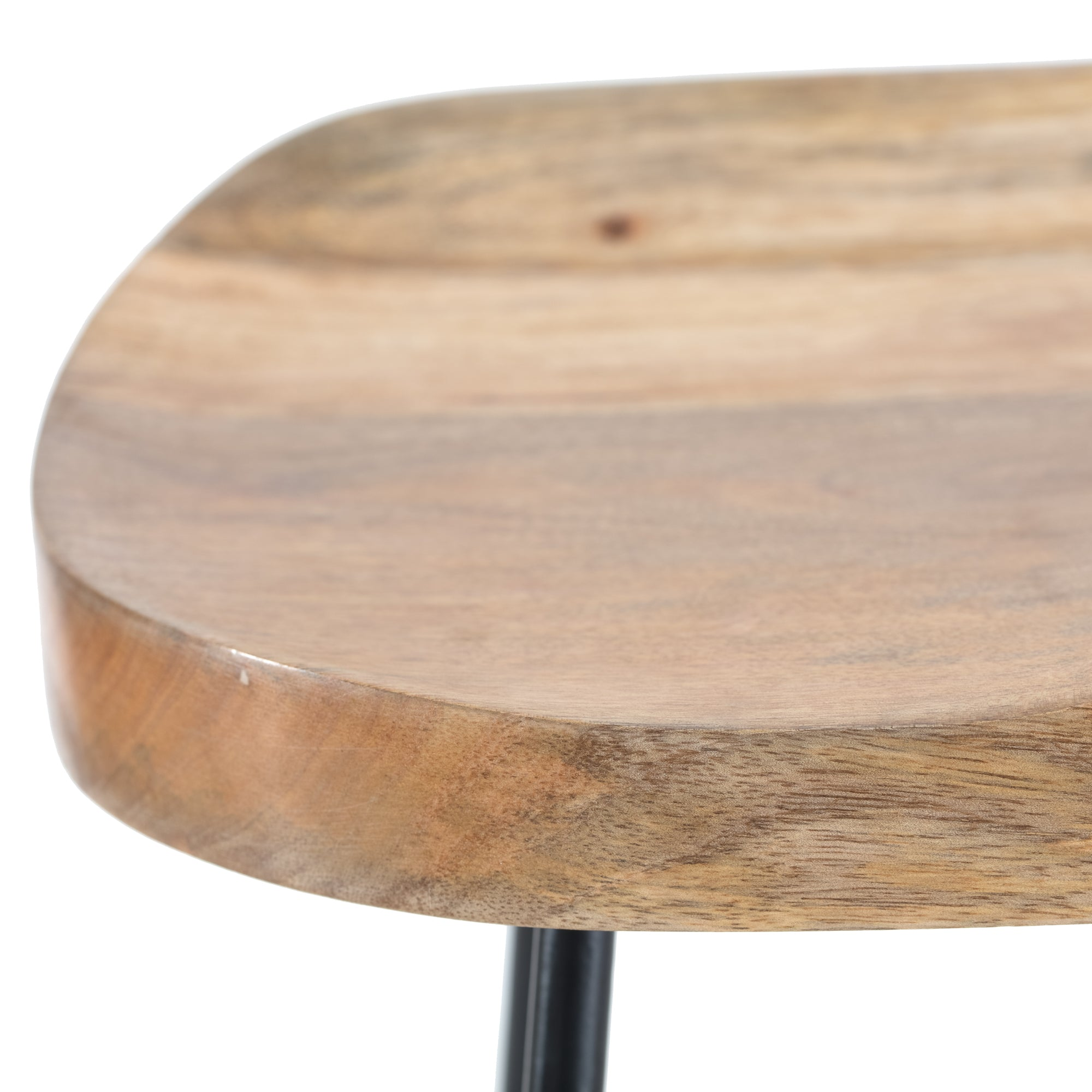 Remarkable Rombass Bar Stool With Wooden Seat Lamtechconsult Wood Chair Design Ideas Lamtechconsultcom