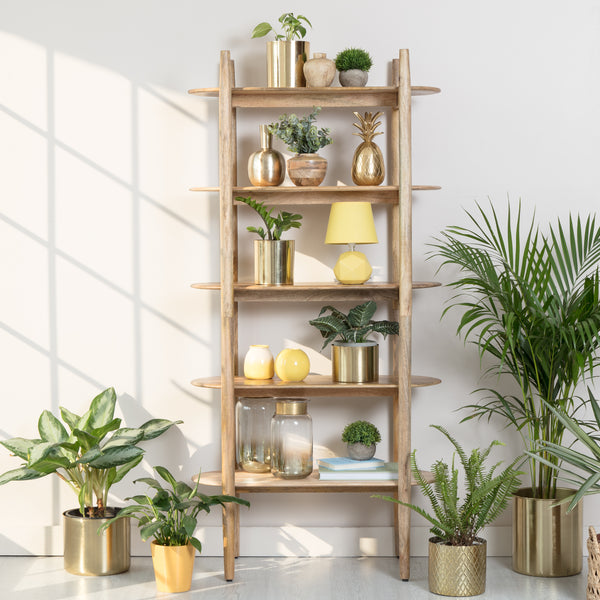 Rafferty Etagere Bookcase