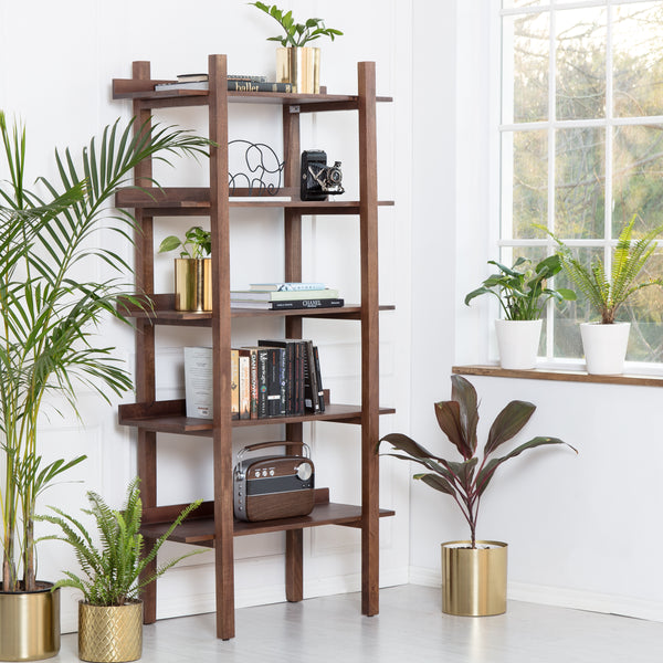 Carter Etagere Bookcase