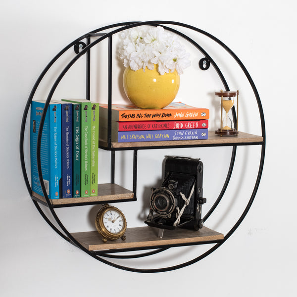 Marly Wall Shelf - Black