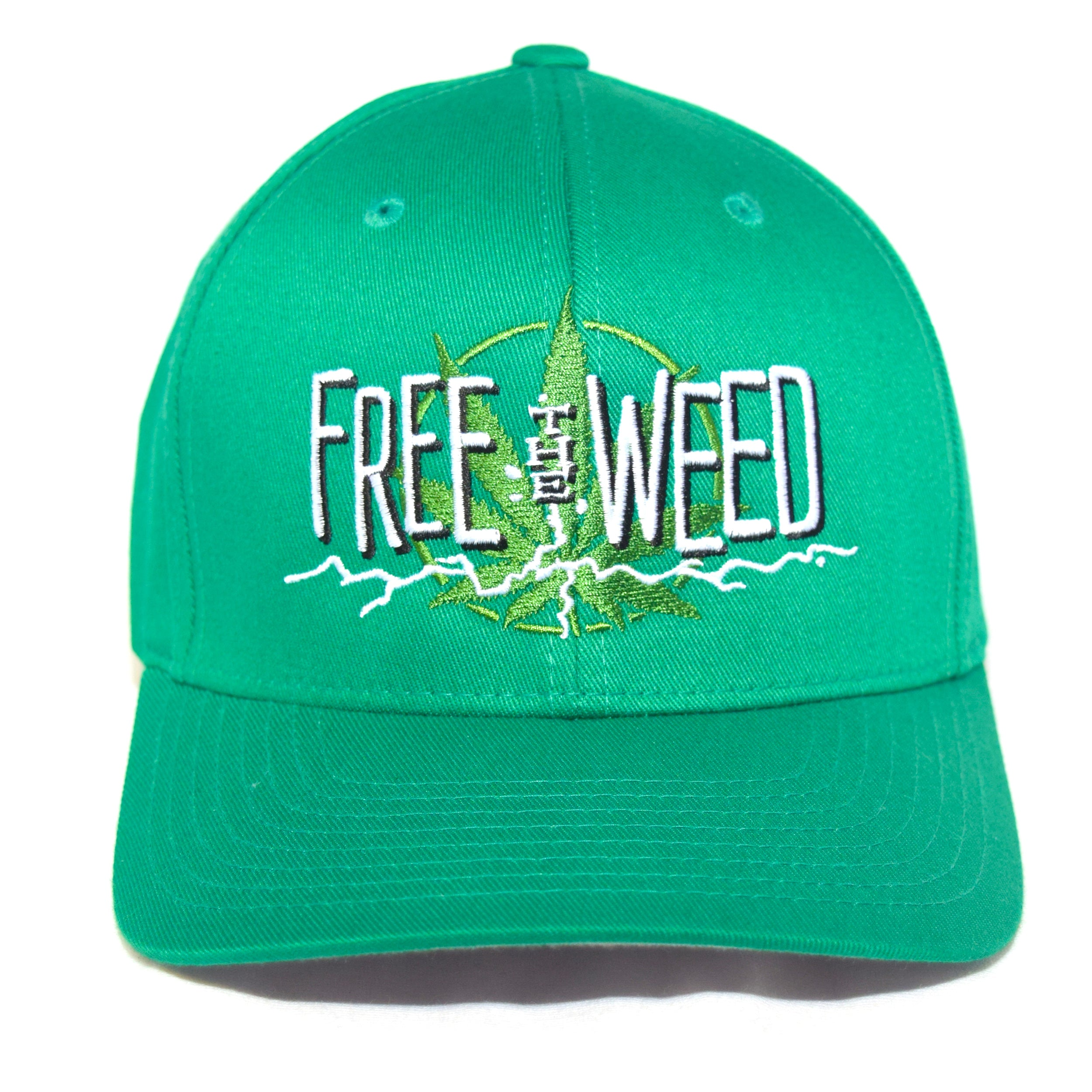 Free The Weed Flexfit (3 Colors)