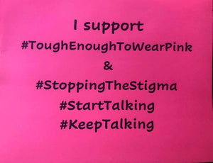 Tough Enough to Wear Pink Challenge | September 8, 2020 🎗