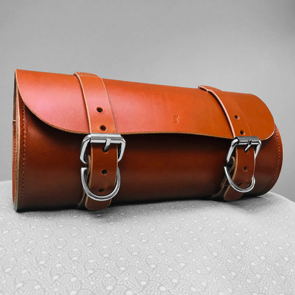 Motorcycle Tool Bag Mid Tan