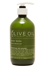 Load image into Gallery viewer, Extra Virgin Olive Oil Body Wash