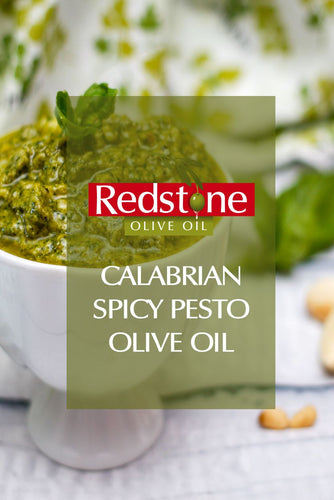Calabrian Spicy Pesto Olive Oil