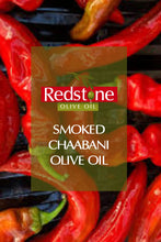 Load image into Gallery viewer, Smoked Chaabani Pepper Fused Olive Oil
