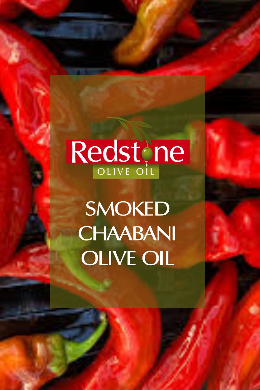 Smoked Chaabani Pepper Fused Olive Oil