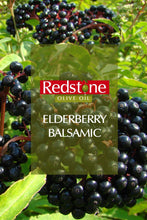 Load image into Gallery viewer, Elderberry Dark Balsamic Vinegar