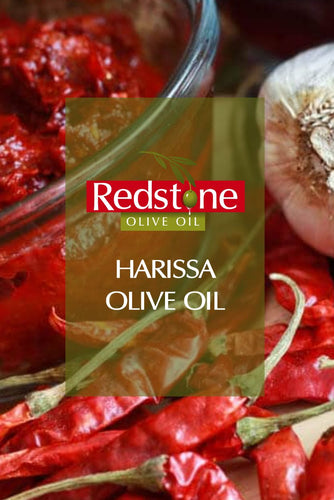Harissa Infused Olive Oil