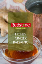 Load image into Gallery viewer, Honey Ginger White Balsamic Vinegar