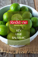 Load image into Gallery viewer, Key Lime White Balsamic Vinegar