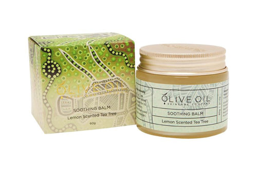 Soothing Balm Lemon Scented Tea Tree 60g