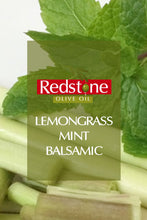 Load image into Gallery viewer, Thai Lemongrass Mint White Balsamic Vinegar