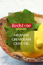 Load image into Gallery viewer, Milanese Gremolata Infused Olive Oil