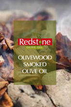 Load image into Gallery viewer, Olive Wood Smoked Infused Olive Oil