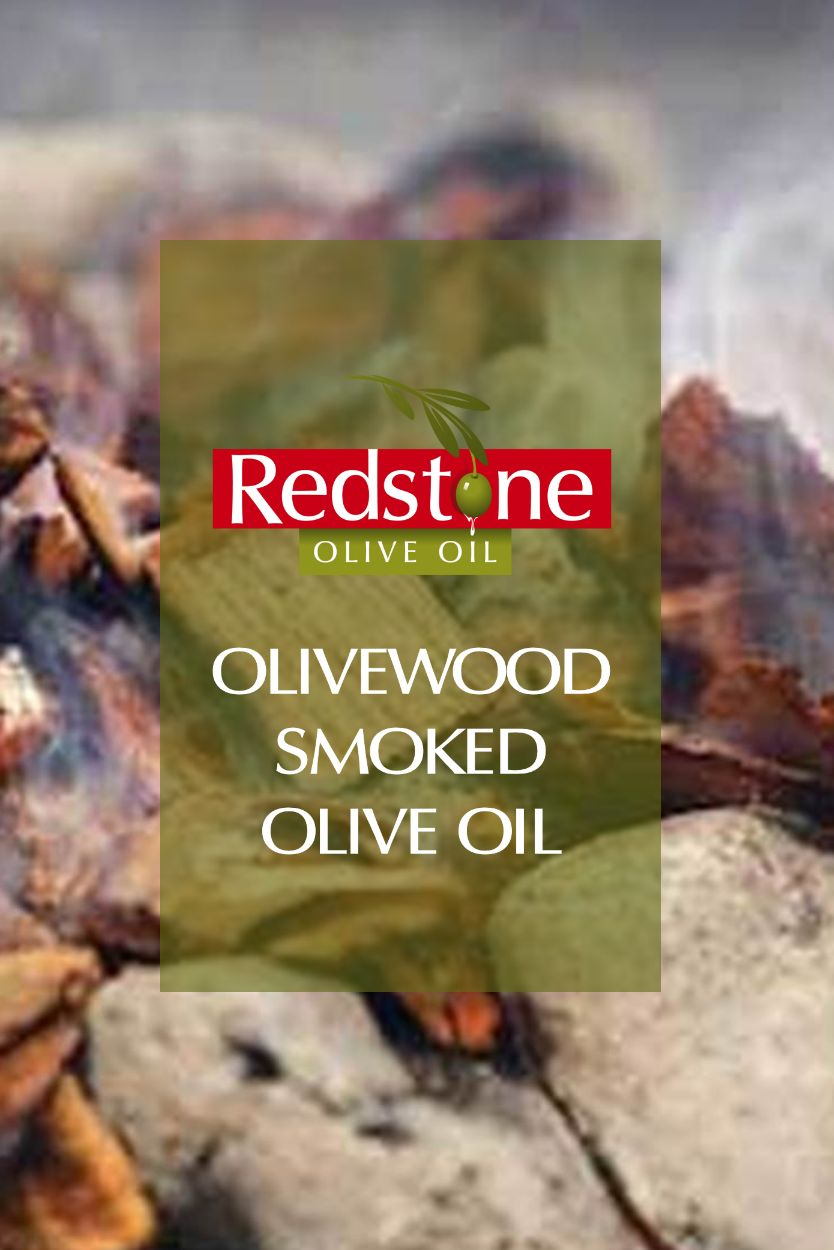 Olive Wood Smoked Infused Olive Oil